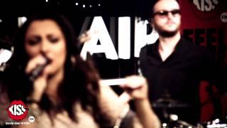 NAGUALE feat. ANDRA - Falava - LIVE la KISS FM (by KAZIBO)