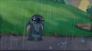 Stitch cries - sad/funny scene from Lilo and Stitch 2.