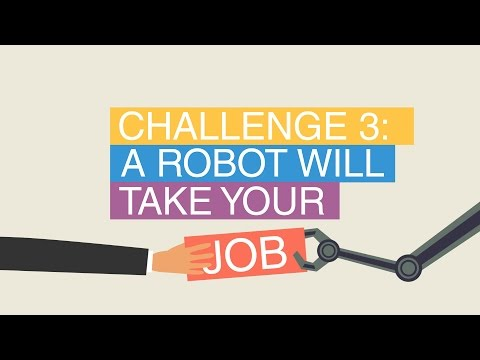 Ep 3: A Robot Will Take Your Job - Animation for the World Economic Forum