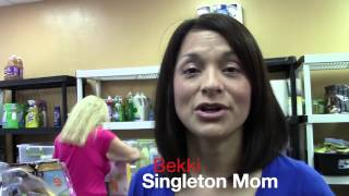 Singleton Moms Bare Necessities Program