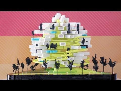 Architects design five radical new building concepts | P.O.D.System Architecture | Dezeen