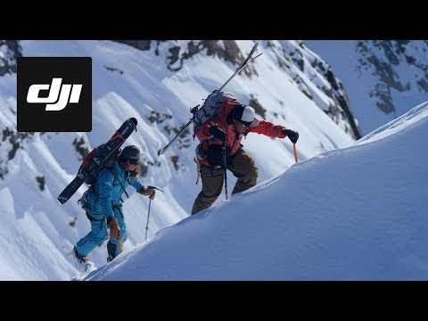 DJI – Expedition Greenland: Ski Mountaineering with Jimmy Chin
