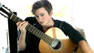 Let her go (Swedish version) - Alexander Eklund (Passenger cover)