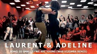 Laurent & Adeline Urban Kiz Dance @ KIZMI 2016 | We Are Young - DJ Smallz
