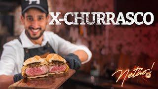 X-Churrasco | Netão! Bom Beef #54