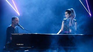 Laura Pausini ft Mario Domm - Premios Juventud 2016