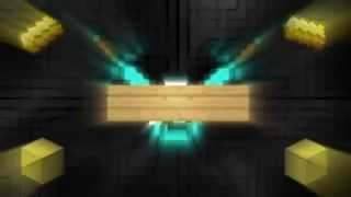 Minecraft Intro template free NO TEXT #9 (+Download Like)