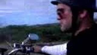 paseo en moto Casco nazi - leonardo