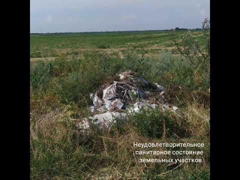Очередной мониторинг территории г. Азова