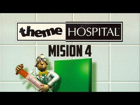 Theme Hospital (1997) - PC - Misión 4