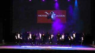 "HOLLYWOOD TONIGHT - DANCING FOR MICHAEL JACKSON (KIDS) - ""THE LEGEND SHOW"""