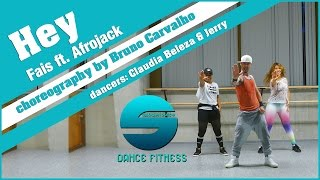 Hey - Fais ft. Afrojack (Easy Dance Routine)