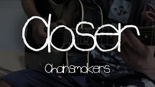 Closer (Chainsmokers) - Fingerstyle Cover By Naiah