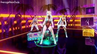 Dance Central 3   Down On Me   Hard 100%   5  Gold Stars DLC
