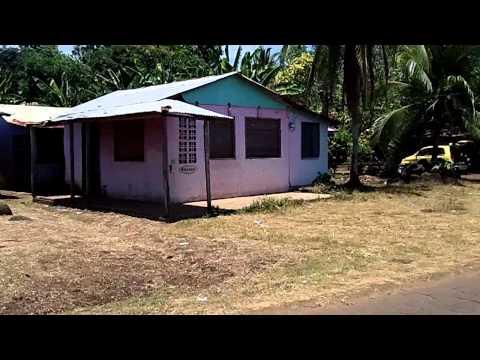 Nicaragua via Golf Cart #1