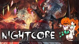 【Nightcore】→ Bloodbath & Beyond (Lyrics)