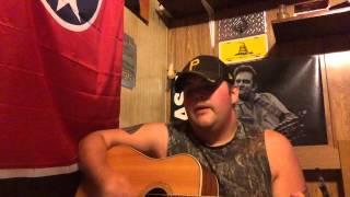 "Vaughn Allison ""Hurt Somebody"" (Dierks Bentley cover)"