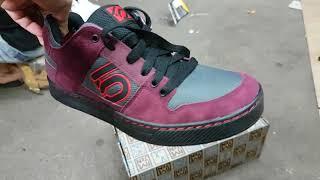 Sepatu Sepeda Five Ten Freerider Mtb Xc Am Skate Outdoor dll...
