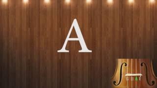 Violin Tuner || With real violin sound || A 440 hz