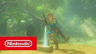 The Legend of Zelda: Breath of the Wild - DLC-trailer (Nintendo Switch)