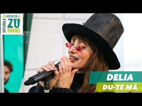 Delia - Du-te-ma (LIVE RADIO ZU)