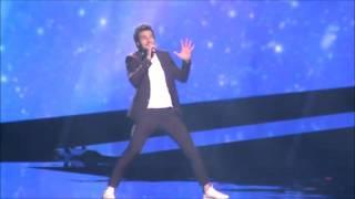 2nd rehearsal France Eurovision 2016: Amir - J'ai cherché
