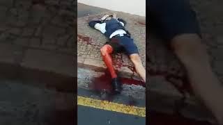 Interior d Sp . troca de tiro deixa policial ferido . e um bandido morto ..