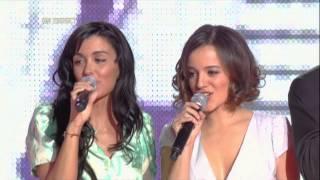 Alizee   Les Enfoires 2008   L'amitie 2008 06 06