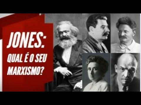 Jones, qual é o seu marxismo? O marxismo no século XXI