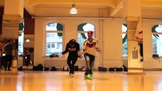 @TreySongz-Heart Attack | Choreography by Darren & Shorty