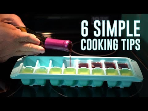 6 Simple Cooking Tips You Need To Know