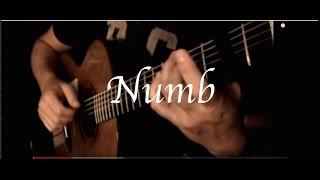 Numb (Linkin Park) - Fingerstyle Guitar