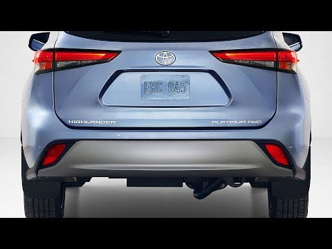 2020 Toyota Highlander ? First Look