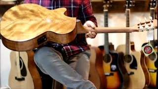 Cort CEC1 Elektro Klasik Gitar