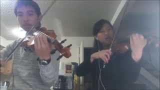 Say Something & A Thousand Years Mashup - Violin Cover [ft. Kristie Huie]