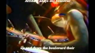 Journey - Don't Stop Believin (Subtitulada en Español y Ingles)