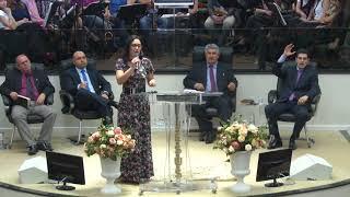 Kátia Cristina - Segura nas mãos de Jesus - 26 11 2017