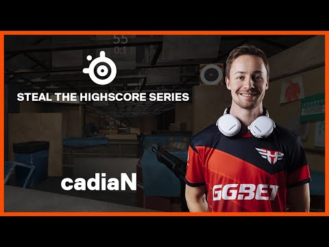 StealTheHighScoreSeries - Aim and Win! | Episode 2 cadiaN, Heroic