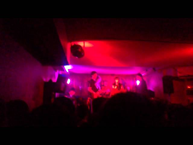 Vídeo de una jam session en la sala Avalon.