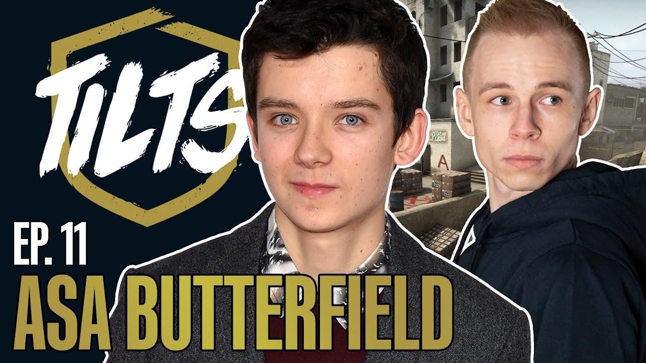 Team Liquid - EliGE and Asa Butterfield | TILTS |Team Liquid Podcast