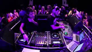 AZ Project live 3|12|2014 Gabriel Salvia | Ivan Arcuschin