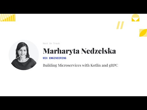 Building Microservices with Kotlin and gRPC