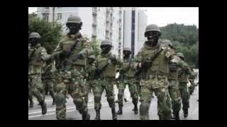 Forças armadas -  Operaçoes  especiais ( RANGERS  )- LAMEGO  , ctoe  - 2