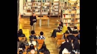 Utopia, Crise e Educação - palestra de Fátima Vieira na Biblioteca da ESAF | 28.02.2013
