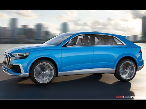 Car Design: 2017 Audi Q8 Concept