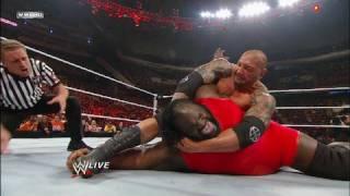 Mark Henry vs. Batista