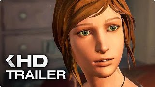 LIFE IS STRANGE: Before the Storm Trailer (2017)