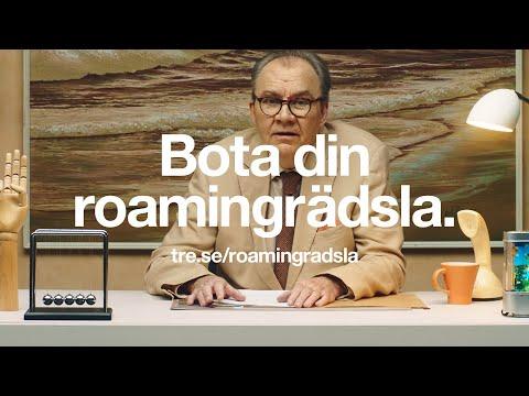 Bota din roamingrädsla | Introduktion | Tre Sverige