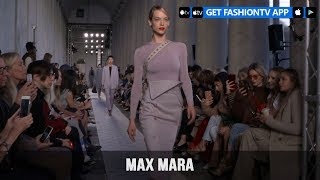 Milan Fashion Week Spring/Summer 2018 - Max Mara | FashionTV