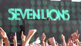 Seven Lions performs Don't Leave at Hard Day of the Dead